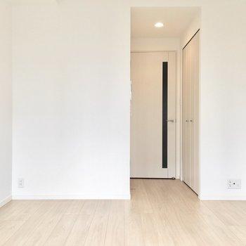 自分色に染めちゃいましょー♪※写真は7階同間取り・別部屋のものです。