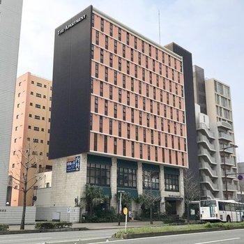なんと1965年築!驚きの綺麗さです。