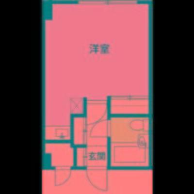 湯島アパートメントハウス の間取り