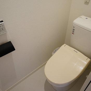 トイレの機能も大事 ※写真は前回募集時のものです
