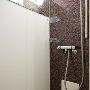 時間も水もタイセツ、シャワーで節約 ※写真は前回募集時のものです