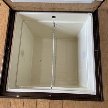【LDK】床下収納には缶詰などの備蓄品を。