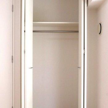一人暮らしならちょうどよさそうです※写真は3階の同間取り別部屋のものです