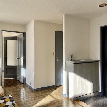 【DK】※写真の家具・家電はサンプルです