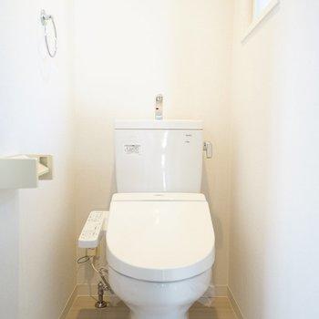 トイレもお上品
