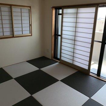 【工事前】和室を洋室に変更します。