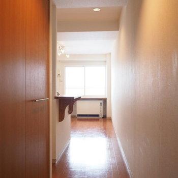 廊下部分※同間取り別部屋です