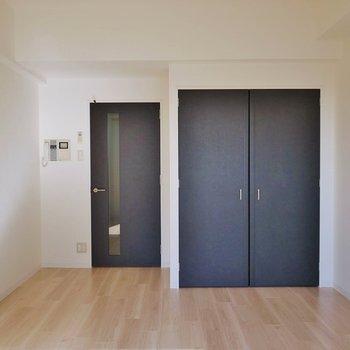 ちょっぴり背伸びした大人カラー。※写真は同タイプの別室。