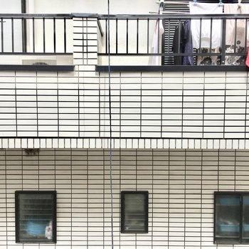 眺望はお隣さんです、、※写真は3階同間取り・別部屋のものです