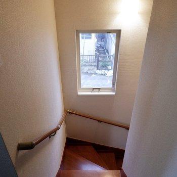 そして再び1階へ。