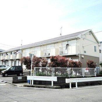 新松田12分テラスハウス