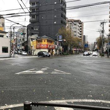 コレが薬院六角!