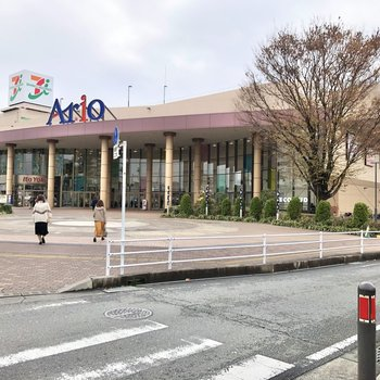 【駅周辺】