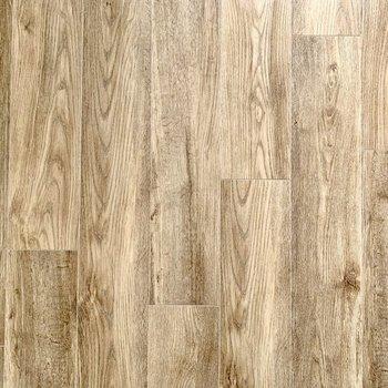 木目調の床が落ち着いたお部屋に。