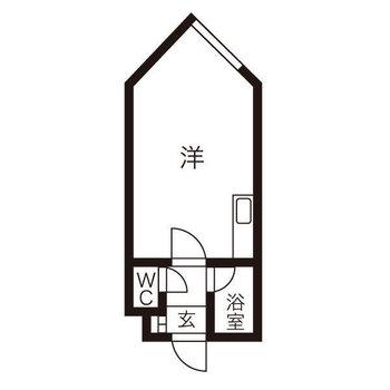 1K [ 洋6 .洋5.ロフト4.5 ]
