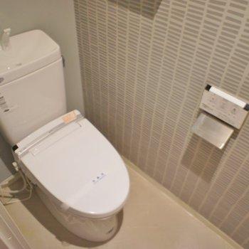 おトイレもいい案じ◎