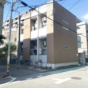 筥崎宮もすぐ目の前の2階建てアパート