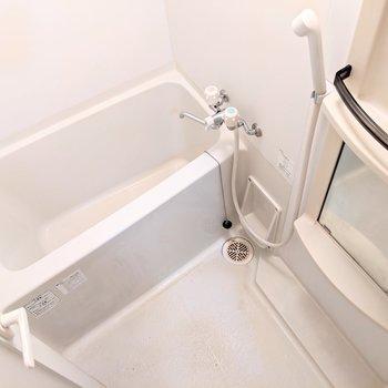 浴室乾燥もついています〜