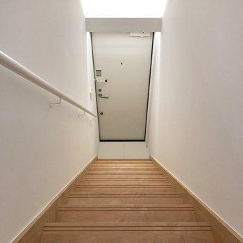 最後に1階の玄関へ向かいましょう