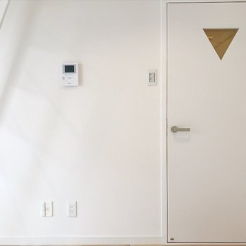 TOMOSのお部屋はシンプルながらも細部にこだわったリノベーションなんです◎