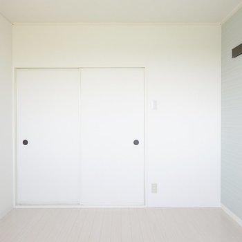 どのお部屋を寝室にしようか迷います。