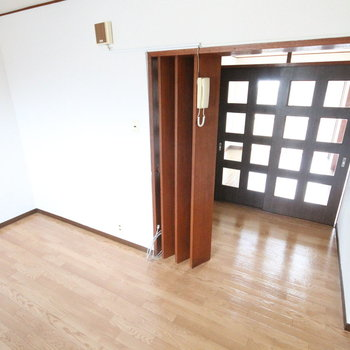 平和マンション 二A号室