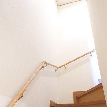 今度は階段を上がって、3階へ。