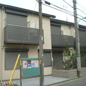 ツインハウス M-1