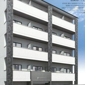 アドバンス京都西院パルティーレ