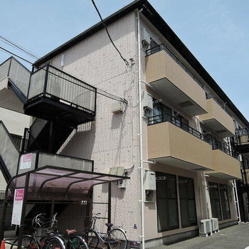 平塚8分アパート