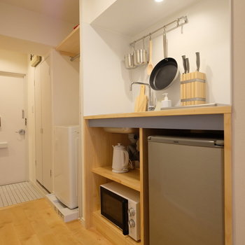 Highly-functional Kitchen