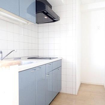 キッチンまわりは広さがあります。