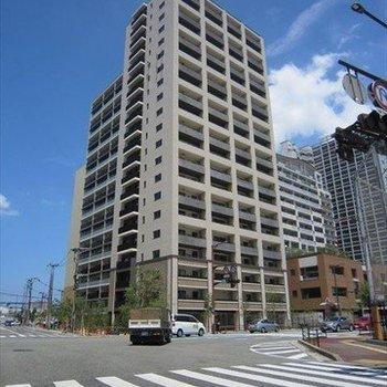 ザ・パークハウス赤坂タワーレジデンス