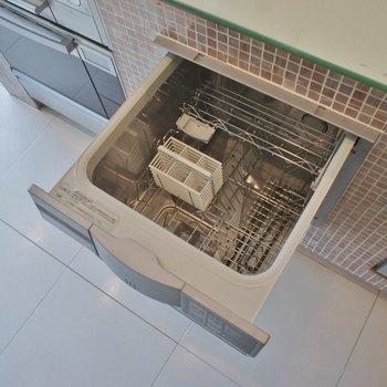 食洗機だってついているんです♪