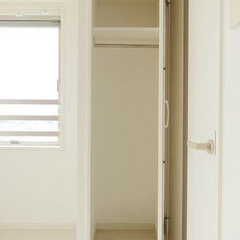 お気に入りをぎゅっと詰め込もう。※写真は7階の反転間取り別部屋のものです