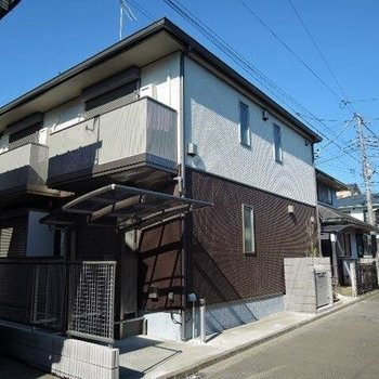 小田急相模原8分アパート