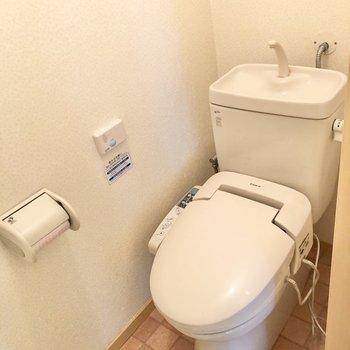 トイレ・バスしっかり別なのは嬉しいですね