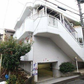 富ヶ谷二丁目アパートメント