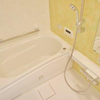 浴室乾燥も完備※写真は同タイプの別室