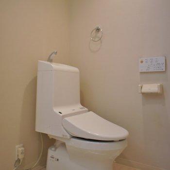 おトイレは同室のアメセパタイプ