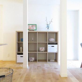 【家具イメージ】家具の配置は自由自在です