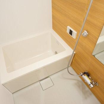 【完成イメージ】高温差し湯付きの新品浴槽!キレイが嬉しい!