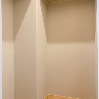 【洋室6.5帖】こちらの洋室にもWIC(ウォークインクローゼットがあります。