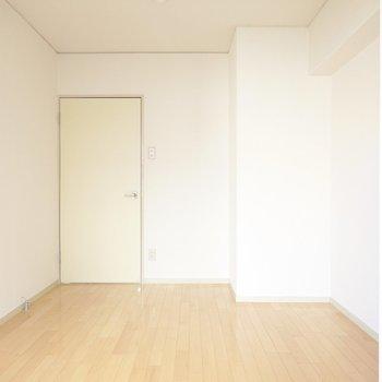 寝室にするか、収納にするか、趣味の部屋にするか。