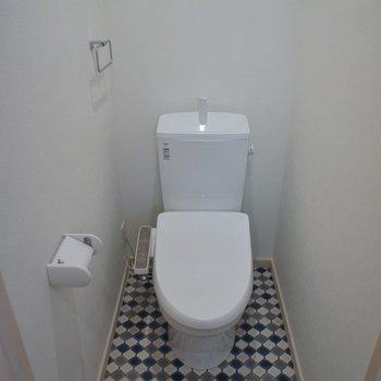 トイレも可愛いな♡