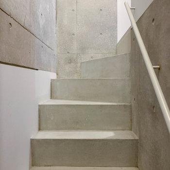 では、階段を登って1階部分へ。※写真は前回募集時のものです