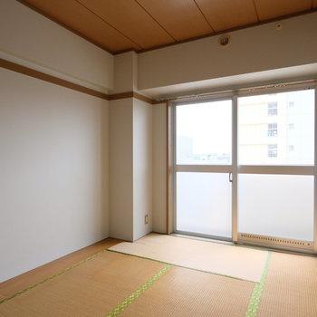 【工事前写真】こちらの和室は洋室に変更します!