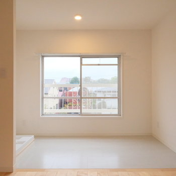 【イメージ】サンルームが特別な空間に・・!※洗濯置きは別の場所です