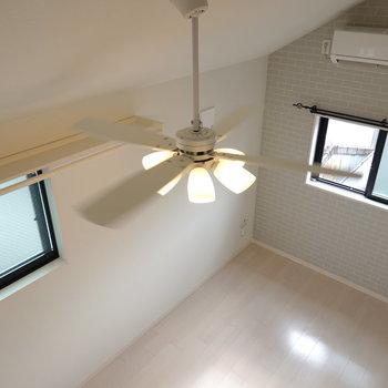 高い天井と植物に囲まれて暮らしたい方へ