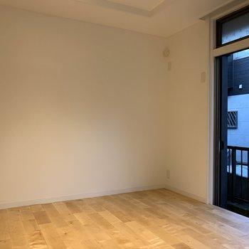 【1階】無垢床が落ち着きます。